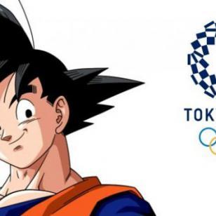 Gokú y 'Dragon Ball', embajadores de los Juegos Olímpicos de Tokio 2020