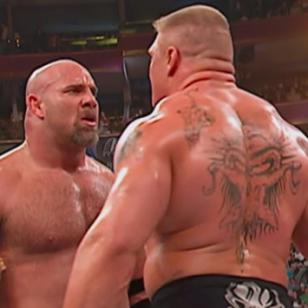 ¿Goldberg está apto para volver a pelear con Brock Lesnar en WWE? Esto dijo Ric Flair