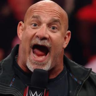 Goldberg se queda en WWE para Royal Rumble, y ya sabemos qué pelea tendrá [VIDEO]