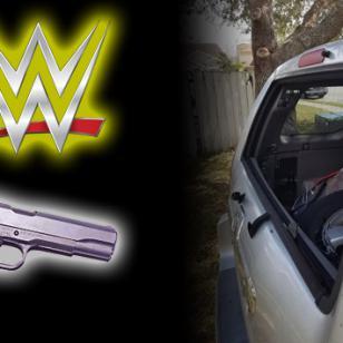 ¡Le dispararon a un exluchador de WWE mientras manejaba su auto!