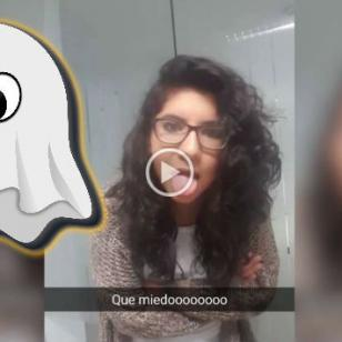 ¡El fantasma de Moda regresó por Lucecita! [VIDEO]