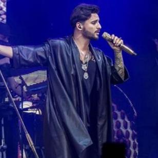 Así arrancó la primera gira de Maluma en Estados Unidos [FOTOS Y VIDEOS]