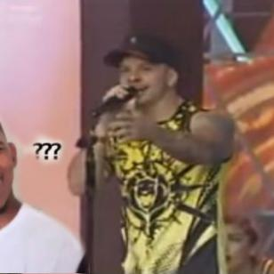 ¿Mario Hart olvidó la letra de su propia canción? [VIDEO]