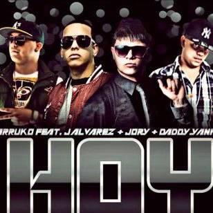 Hoy (remix)