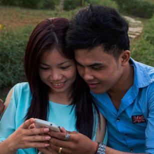 Esta es la nueva 'prueba de amor' que está de moda entre los jóvenes
