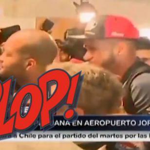 ¡Increíble! A este jugador peruano le robaron su gorra antes de viajar a Chile