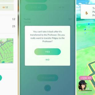 'Pokémon GO' se actualizó y ahora facilita la transferencia de pokémones