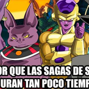 ¿Por qué las sagas de 'Dragon Ball Super' son cortas? [VIDEO]