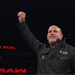 Prepárate para ver mucho más de Goldberg en WWE