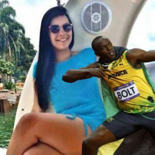 ¿Quién es la brasileña involucrada en el escándalo sexual de Usain Bolt?  [FOTOS]
