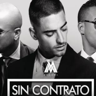Sin contrato (remix)