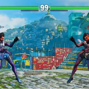 ¡Sombra de 'Overwatch', nuevo personaje de 'Street Fighter V'! [VIDEO]