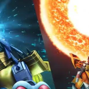 ¿Ya viste el tráiler de 'Digimon World: Next Order'?