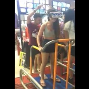 ¡Este juego de realidad virtual es viral en las redes sociales! [VIDEO]