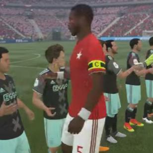 ¿Te imaginas un partido entre jugadores altos y bajos? Este videojuego lo simuló [VIDEO]