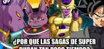 ¿Por qué las sagas de 'Dragon Ball Super' son cortas? [VIDEO]