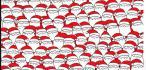 ¿Te atreves a encontrar a la oveja entre estos dibujos de Papá Noel?