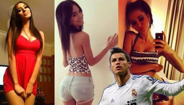 ¡No pierde el tiempo! Cristiano Ronaldo estaría saliendo con esta modelo