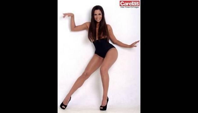 ¡Asuuuuu! Mira el topless que realizó Vanessa Terkes