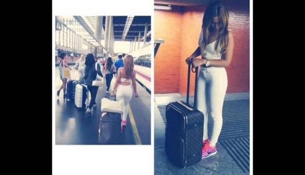 La hermana de Cristian Benavente alborota las redes sociales con estas fotos