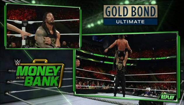 ¡Dean Ambrose le malogró la fiesta a Seth Rollins en el 'Money in the bank 2016' de la WWE!