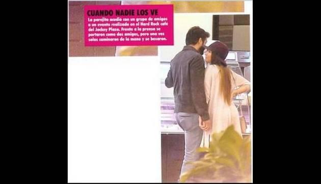 ¡Actor Pablo Heredia y esta 'quinceañera' fueron ampayados!