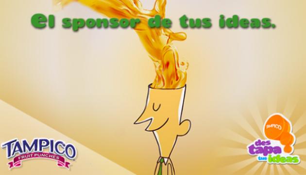 ¡TAMPICO EL SPONSOR DE LAS MEJORES IDEAS!