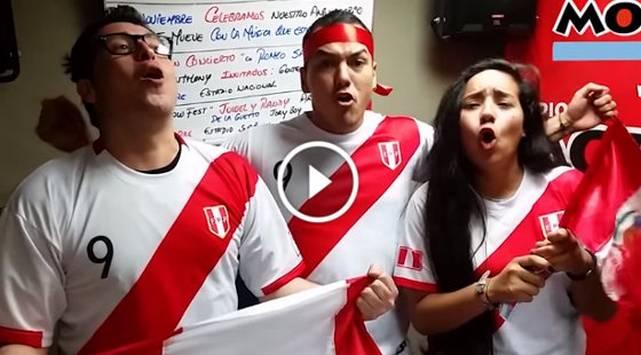 ¡Así vivimos en Moda el Perú - Paraguay!