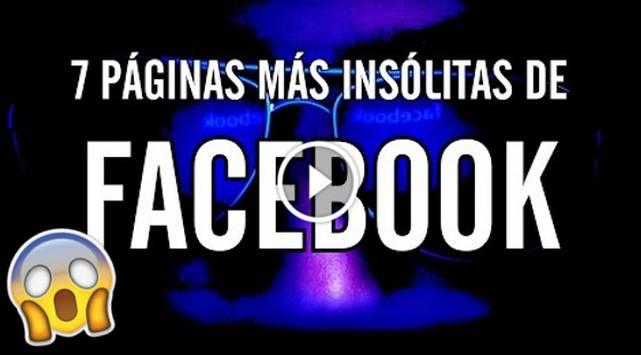 Conoce cuáles son las páginas más insólitas de Facebook, según Dross