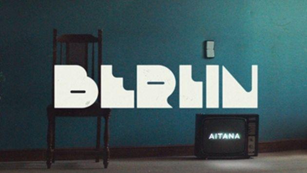 Aitana presenta su nueva canción y videoclip 'Berlín'