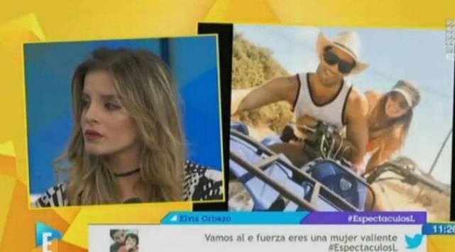¡Alejandra Baigorria lloró en TV por esta razón y se volvió tendencia!