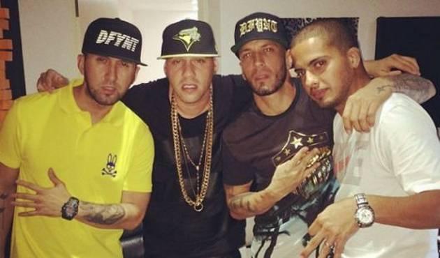 Alexis y Fido hacen dúo con uno de los reggaetoneros más odiados