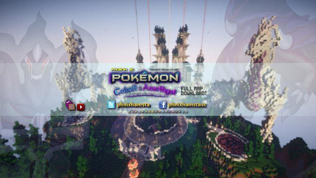 Alguien creó en 'Minecraft' todo un mundo basado en 'Pokémon' para que juegues [VIDEO]