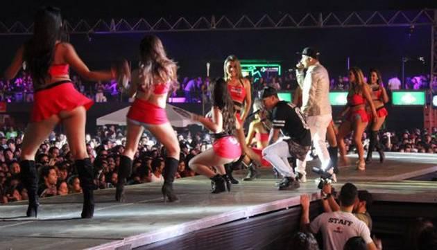 Nicky Jam, J Balvin, Tego Calderón y Ñejo en All Music Fest: Todo sobre el concierto