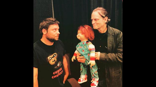 El niño de la película 'Chucky' ya es adulto y luce así [FOTOS]