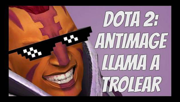Dota 2: 'Antimage' llama de broma a una tienda de trucos de magia