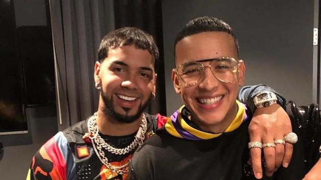 Anuel AA confesó que siempre buscaba vestir la misma ropa que usaba Daddy Yankee