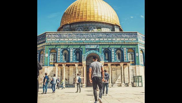 Así fue la primera presentación de Romeo Santos en Israel [FOTOS]