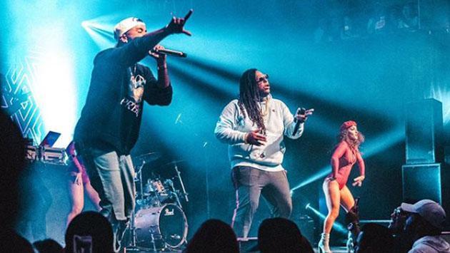 Así se vivió la última presentación de Zion & Lennox en Estados Unidos [FOTOS]