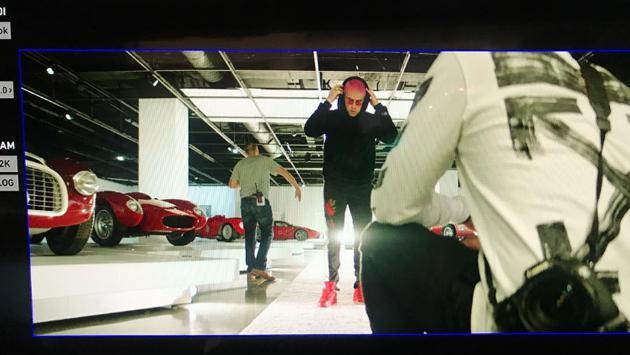 Así va quedando el video oficial de 'Move Your Body', con Wisin, Bad Bunny y Timbaland [FOTOS]