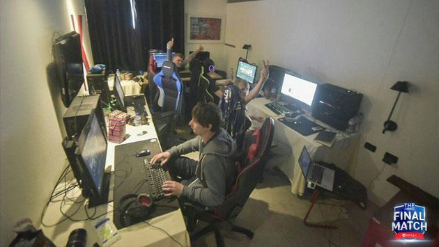 Así vivieron los equipos de 'Dota 2' la fase de grupos de The Final Match [FOTOS]