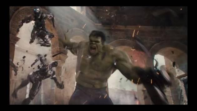Marvel estrena el tercer tráiler de Avengers: La era de Ultrón