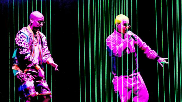Bad Bunny y J Balvin cantarán 'I like it' en los American Music Awards