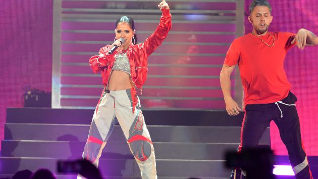 Becky G cantará con artista dominicana ¡y no es Natti Natasha!