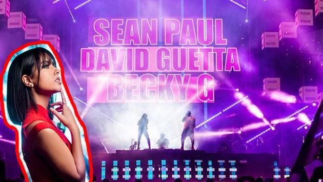¿Recuerdas el día que Becky G hizo su debut en el Ultra?