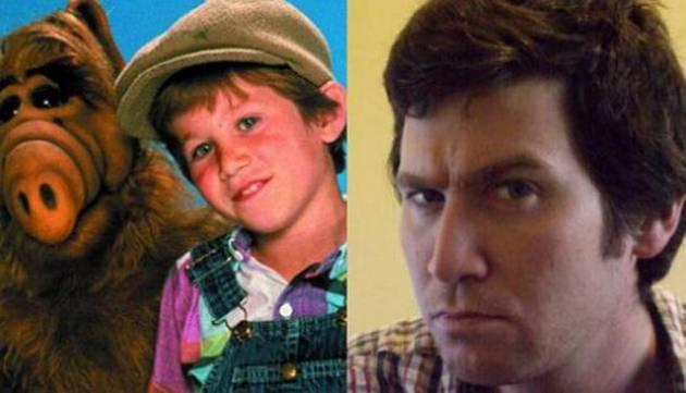Mira cómo luce el pequeño Brian Tanner de 'ALF' ¡30 años después!