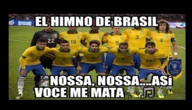 Vacílate con los memes de la previa del Perú - Brasil