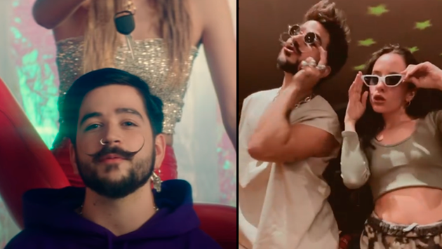 Camilo estrenó 'Ropa Cara' y Evaluna te enseña los pasos