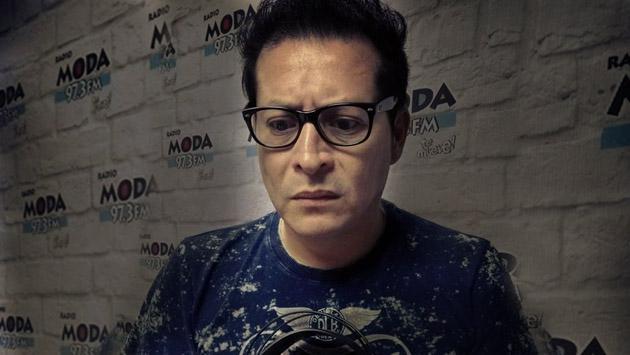 Carloncho se enteró de una terrible pérdida en la cabina de Radio Moda