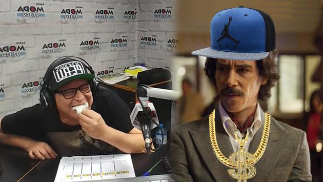 ¿Te imaginas a Luisito Rey improvisando rap en 'El Show de Carloncho'?